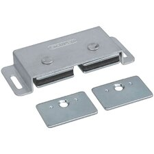 Aluminum Double Magnet Cabinet Catch