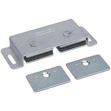 Aluminum Double Magnet Cabinet Catch