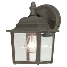 Covington 1 Light Wall Lantern