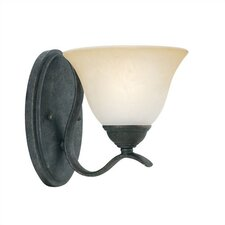 Prestige 1 Light Wall Sconce