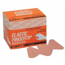 Heavy Woven Adhesive Bandages - regular fingertip heavywoven 40/bx