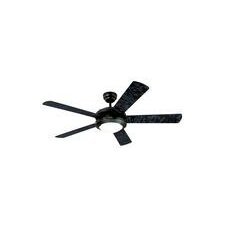 "52"" Comet 5 Reversible Blade Ceiling Fan"