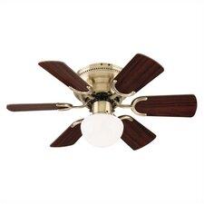 Petite 6 Blade Ceiling Fan