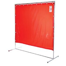 Wilson Industries - Snap Curtains (Case/12) Curt Snap Spectra 6'H X 2'W: 146-3022748