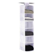 Zephyr 6 Shelf Clothing Organizer (Set of 2)