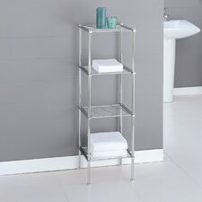 "Metro 13"" x 41.13"" Bathroom Shelf"