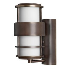Saturn 1 Light Wall Lantern