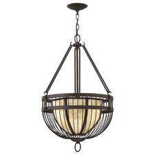 Ava 3 Light Foyer Pendant