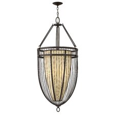 Ava 4 Light Foyer Pendant