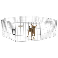 Pro Handler Exercise Dog Pen