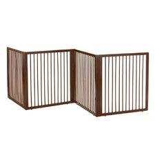 Wooden Room Divider Large