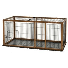Expandable Pet Crate