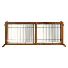 Free Standing 2 Panel Pet Gate