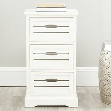 Samara 3 Drawer Chest