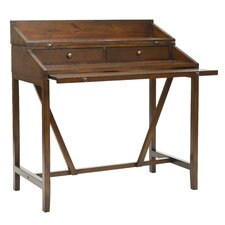 Borders 2 Drawer Writing Desk