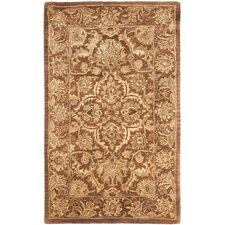 Golden Jaipur Tradition Brown/Red Area Rug
