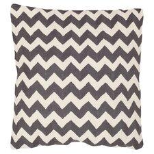 Striped Tealea Decorative Cotton Throw Pillow (Set of 2)