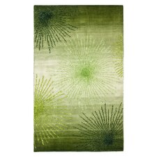 Soho Green Area Rug