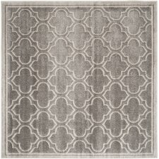 Amherst Grey/Light Grey Outdoor Area Rug