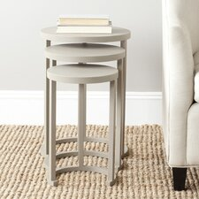 Sawyer 3 Piece Nesting Table Set