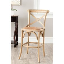 """Franklin 24.4"""" Counter Stool with Cushion"""