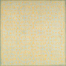 Cambridge Blue/Gold Area Rug