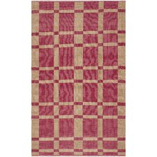 Thom Filicia Indian Red Indoor/Outdoor Area Rug