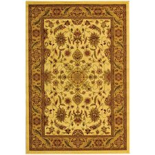 Lyndhurst Cream/Tan Area Rug