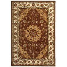 Traditions Tan/Ivory Area Rug
