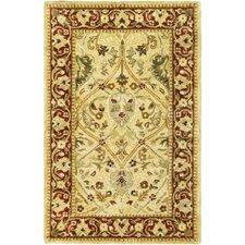 Persian Legend Ivory/Rust Area Rug