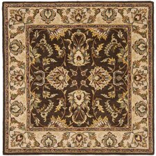 Heritage Brown/Ivory Area Rug