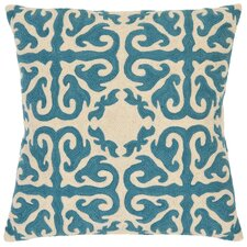 Caspar Decorative Cotton Throw Pillow (Set of 2)