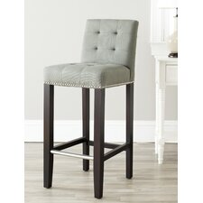 "Soho 30"" Bar Stool with Cushion"
