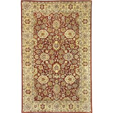 Persian Legend Red/Yellow Area Rug