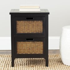 Jonah 2 Drawer End Table