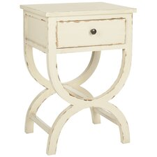 Maxine 1 Drawer End Table