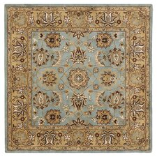 Heritage Blue & Gold Area Rug