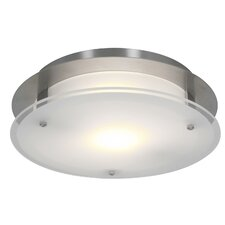 Vision 1 Light Flush Mount
