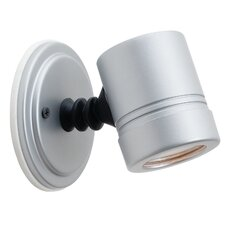 Myra 1 Light Outdoor Adjustable Spotlight