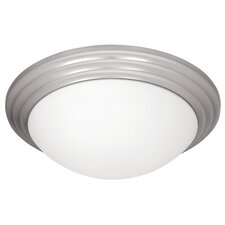 Strata 1 Light Flush Mount