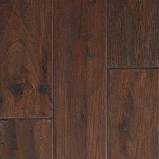 "Zanzibar 5"" Engineered Elm Walnut Hardwood Flooring in Antique Walnut"