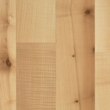 """Elements 8"""" x 47"""" x 8mm Maple Laminate in Bright Maple Plank"""