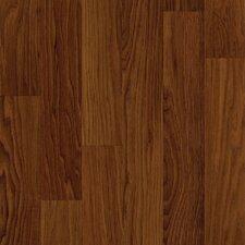 "Elements 8"" x 47"" x 8mm Oak Laminate in Bourbon Hickory Strip"