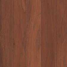 "Warrenton 3"" Engineered Hickory Hardwood Flooring in Warm Cherry"