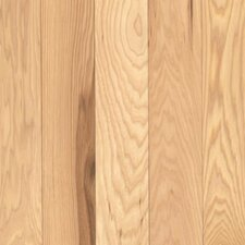 "Berry Hill 3-1/4"" Solid Hickory Hardwood Flooring in Natural"