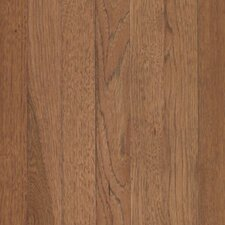 """Berry Hill 3-1/4"""" Solid Hickory Hardwood Flooring in Suede"""