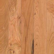 Tisdale Random Width Solid Cherry Hardwood Flooring in Natural