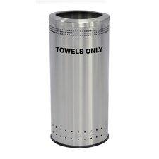 Imprinted 360 25-Gal Towel Receptacle