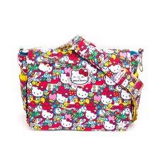 Hello Kitty Messenger Diaper Bag