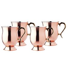 16 oz. Smooth Tankard (Set of 4)